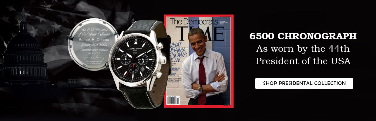 Jorg gray presidental watches